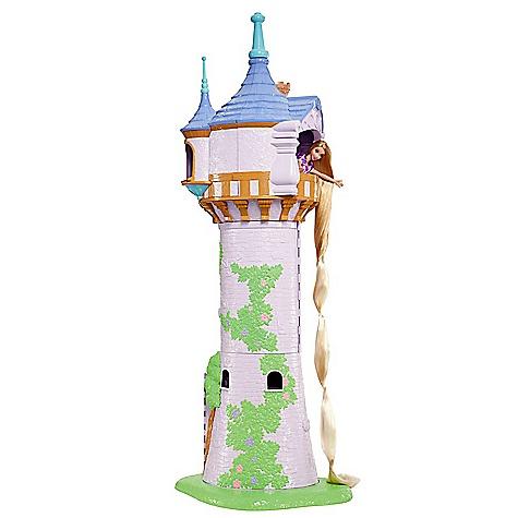 Как сделать башню для рапунцель