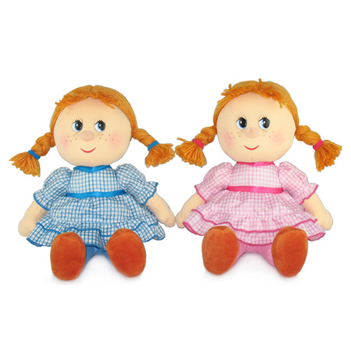 Куклы и мягкие игрушки своими руками фото