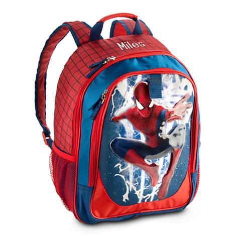Детский рюкзак маленький с человеком пауком рюкзак для оптических прицелов