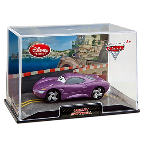 Disney Holley Shiftwell Cars 2