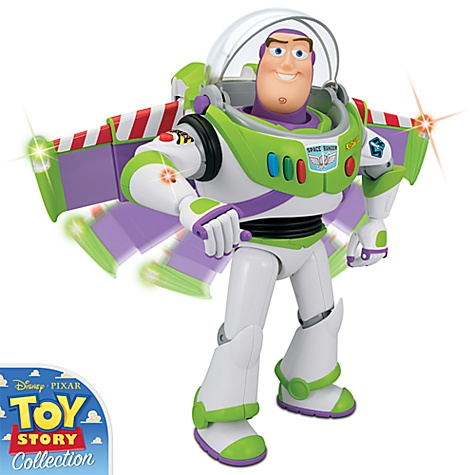 Toy Story Collection: Buzz Lightyear Action Figure