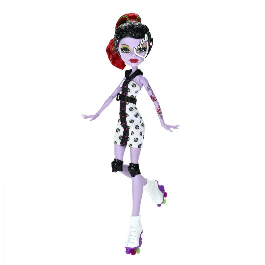 Monster High Roller Maze Operetta Doll - Оперетта.