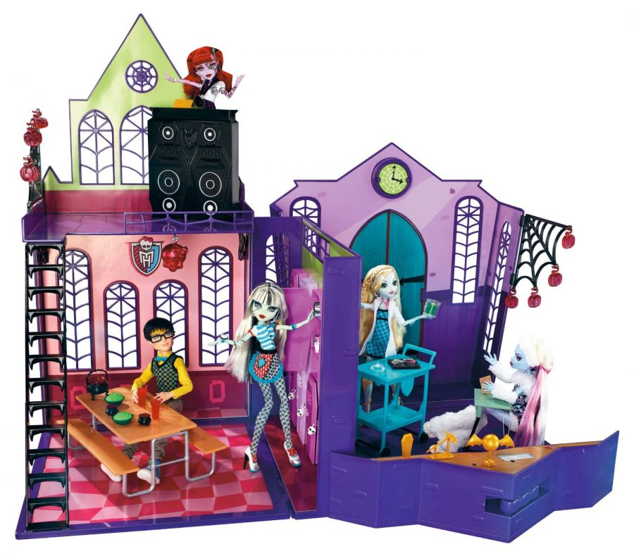 Школа Monster High