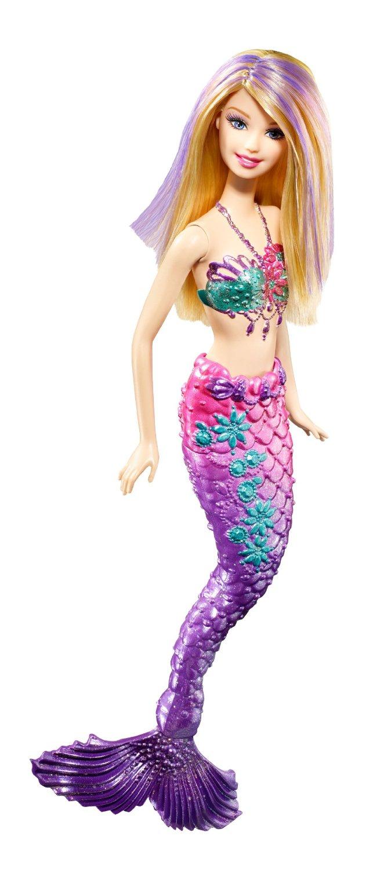 Как сшить хвост русалки для куклы барби