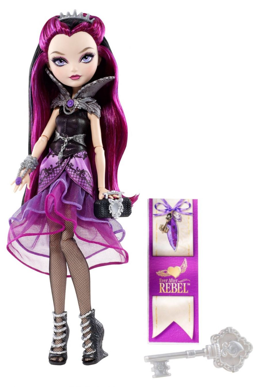 Ever After High Raven Queen /Школа Долго и Счастливо