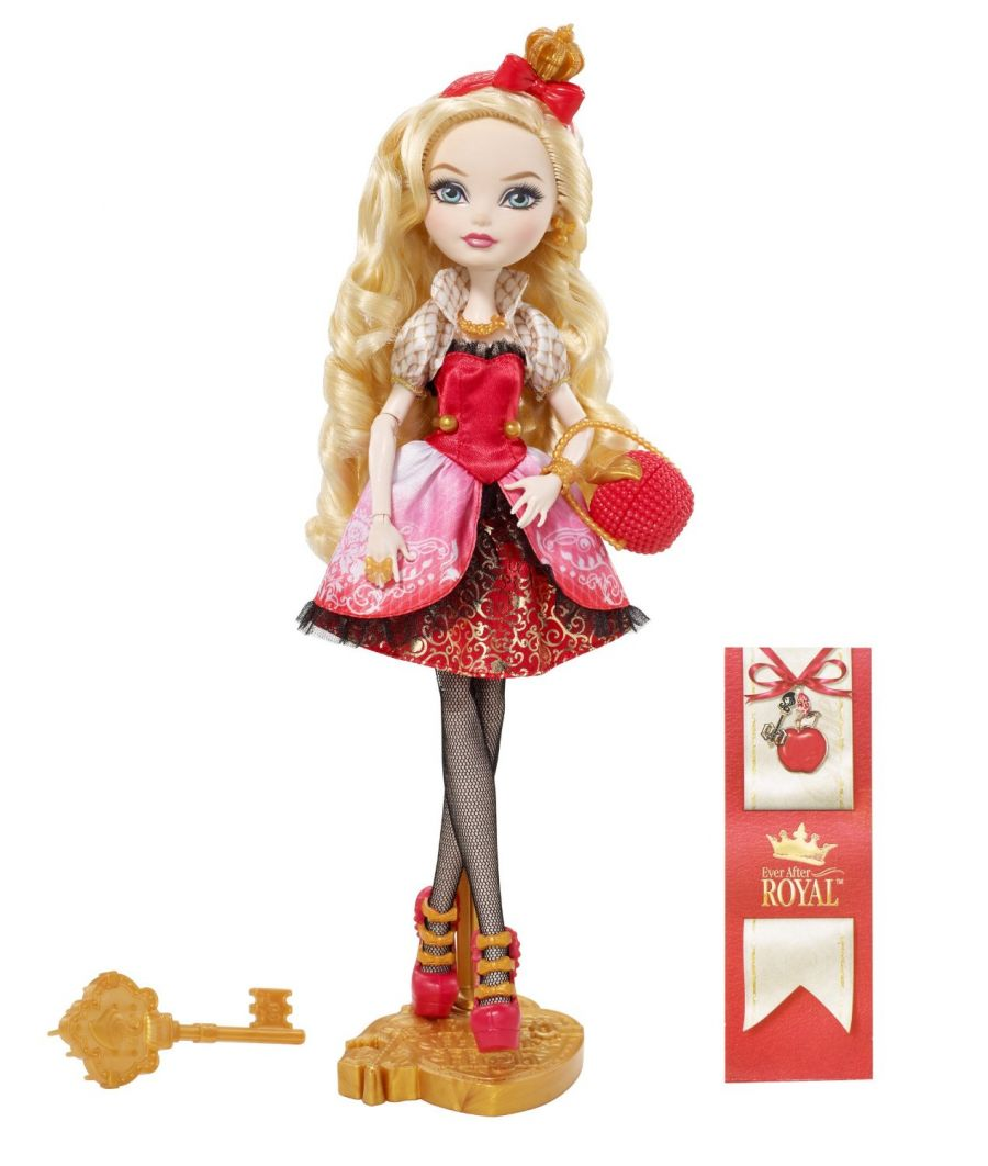 "Ever After High Apple White Doll  Школа ""Долго и счастливо"""