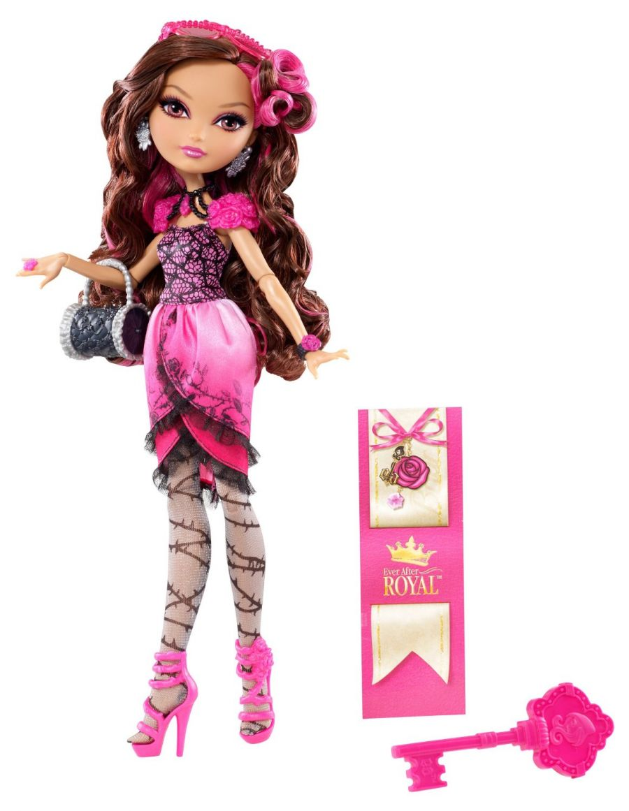 "Ever After High Briar Beauty Doll Школа ""Долго и счастливо"""