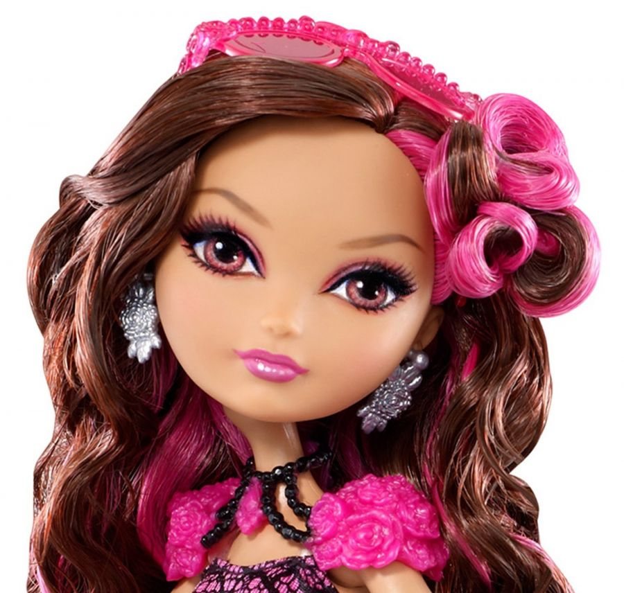 Кукла ever after high briar beauty doll школа долго и