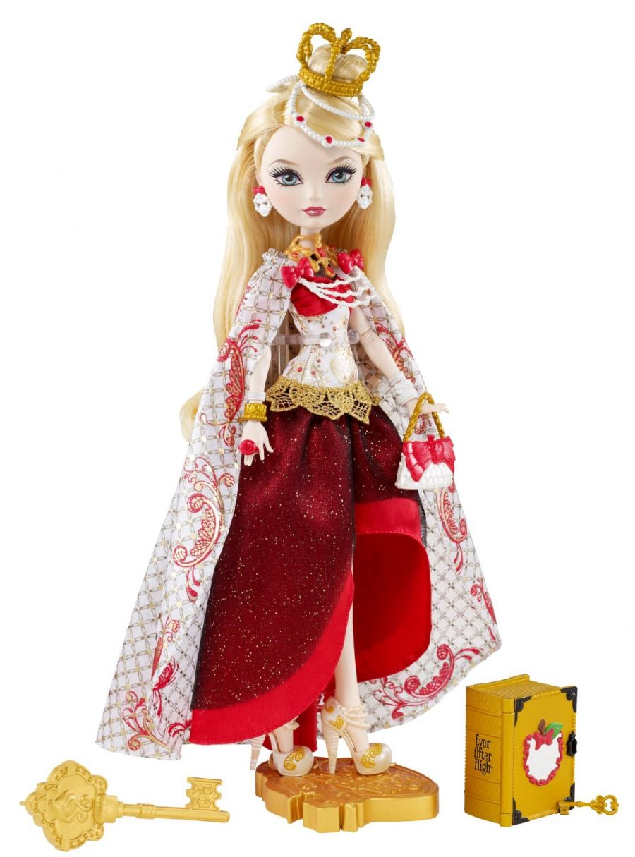 "Ever After High Legacy Day Apple White Doll Школа ""Долго и счастливо"""