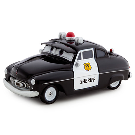 Тачка Шериф Sheriff Die Cast Car