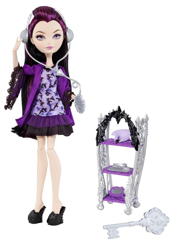 Кукла Ever After High Getting Fairest Raven Queen - Равен