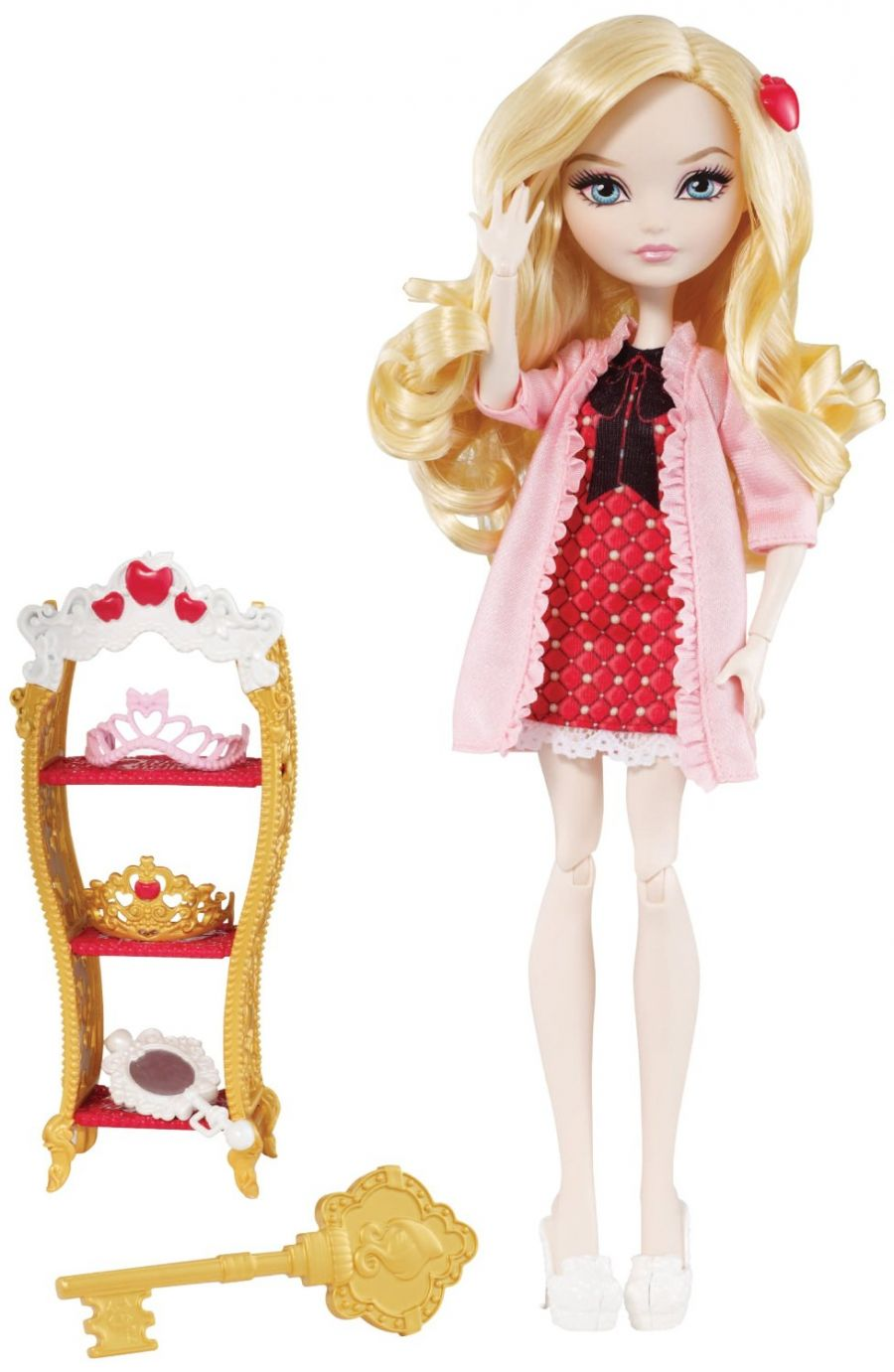 Кукла Ever After High Getting Fairest Apple White Doll - Эппл Уайт