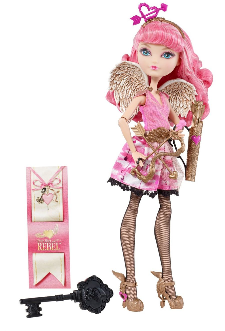 Кукла Ever After High C.A. Cupid Doll - Купидон