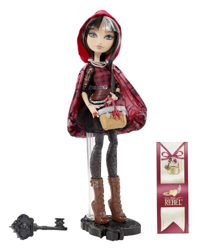 Кукла Ever After High Cerise Hood Fashion Doll - Сериз Худ