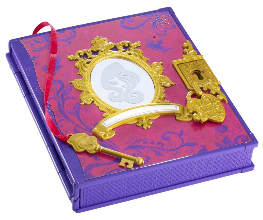 Электронный дневник Ever After High Secret Hearts Password Journal