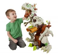 Fisher-Price Робот динозавр Imaginext Ultra T-Rex