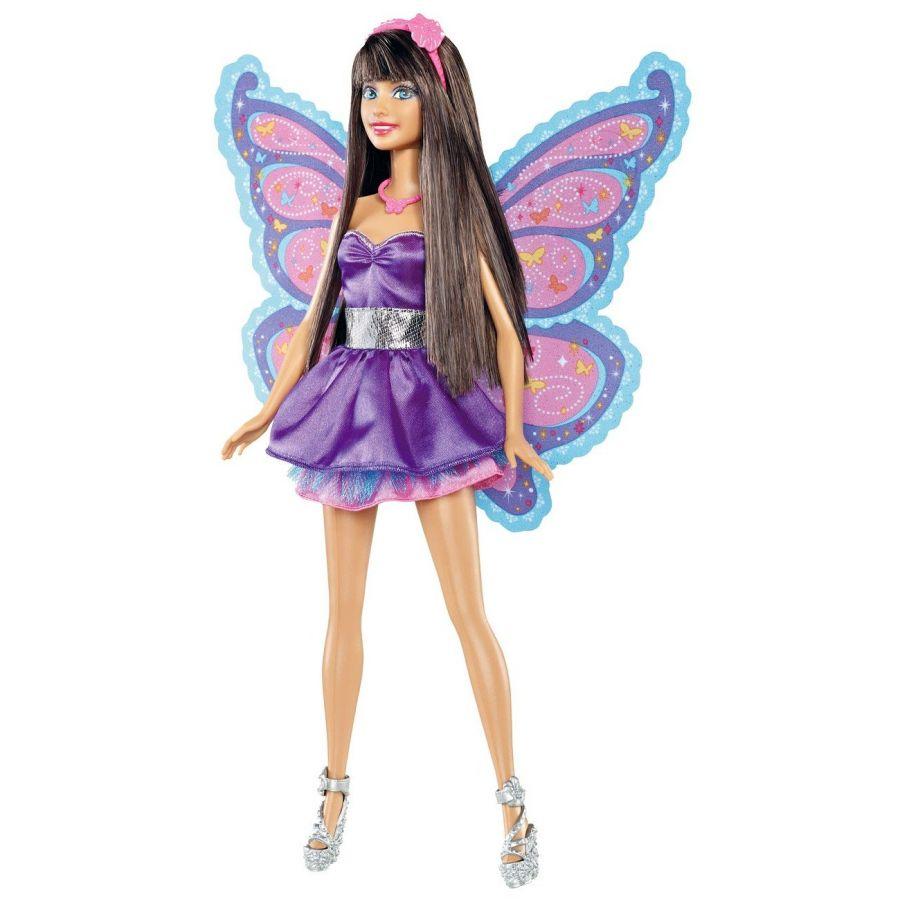 """Barbie"" Фея Raquelle с Мультфильма Барби Тайна феи ...: http://toy-story.com.ua/product-barbie-feia-raquelle-s-multfilma-barbi-tayna-fei"